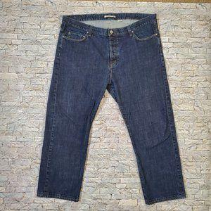 John Varvatos USA Men's Authentic Fit Jeans 44x36
